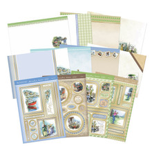 Hunkydory The Perfect Day Deluxe Collection Foiled Card Kit