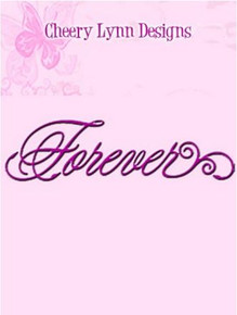 Cheery Lynn Design - B220 & B221 - Forever Friends - Large Scrapbook Size