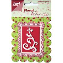 Joy! Craft Dies-Floral Flourishes - Swirl 1