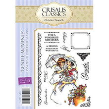 Crisalis Classics Gentle Moments by Christine Haworth EZMount Stamps