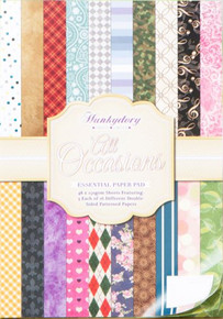 Hunkydory ESSENTIAL All Occasion Paper Pad Paper Pad EPP101