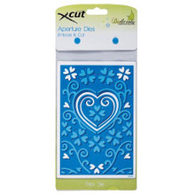 DoCraft XCut - Aperture Dies Amore Die Metal Cutting Die Set