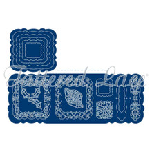 Tattered Lace Craft A Card - Holly Cutting Die Set ETL327
