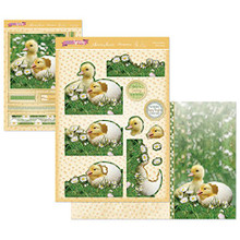 Hunkydory Crafts The First Signs of Spring Little Duckling Designer Deco-Larg...