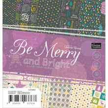Couture Creations Merry & Bright 6x6 Paper Pad CO724921