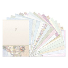 Hunkydory Crafts Primrose Lane Luxury Inserts for Cards PRIMLANE102