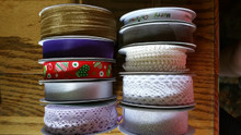 Embellishment Attic 10-Roll Ribbon Assortment