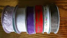 Embellishment Attic 6-Roll Ribbon Assortment