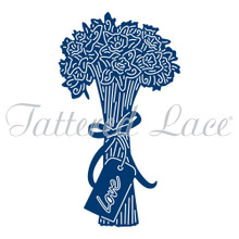Tattered Lace Daffodil Bouquet Cutting Die TDL0249 Spring WIldlife Series