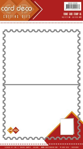 Card Deco - Find it Trading - Frame Card Stamp A5 Cutting Die ...
