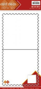 Card Deco - Find it Trading - Frame Card Stamp 4K Cutting Die CDCD10005