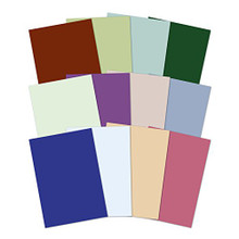 Hunkydory Paws For Thought Adorable Scorable - 24 Sheets in 12 Shades (2 each)