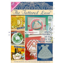 Tattered Lace Magazine Issue 22 with Summer Dress die