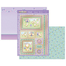 Hunkydory Foxy and Friends Foxy Fun Topper Set Card Kit FOXY904