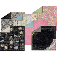 Hot Off The Press - Romantique Double-Sided Paper Pack
