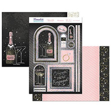 Hunkydory Moments & Milestones - You're Engaged - Topper Set Card Kit MM909