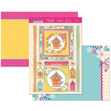 Hunkydory Moments & Milestones - New Home - Topper Set Card Kit MM915