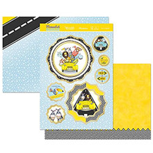 Hunkydory Moments & Milestones - You Passed! - Topper Set Card Kit MM908