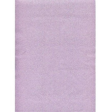 Glitterfoil Purple Lavender Self Adhesive - 2 Sheets - Glitzerfolie from Germany