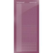 Find It Trading Hobbydots sticker style 4- Mirror - Violet