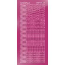 Find It Trading Hobbydots sticker style 4- Mirror - Pink