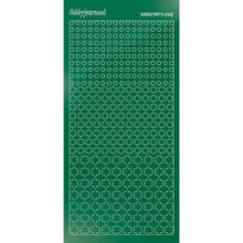 Find It Trading Hobbydots sticker style 8- Mirror - Green