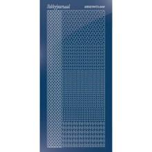 Find It Trading Hobbydots sticker style 4- Mirror - Blue