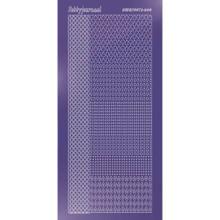 Find It Trading Hobbydots sticker style 4- Mirror - Purple