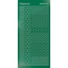Find It Trading Hobbydots sticker style 12 - Mirror - Green