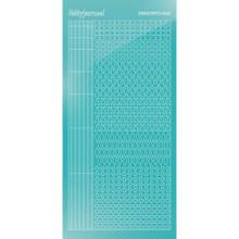 Find It Trading Hobbydots sticker style 9 - Mirror - Emerald