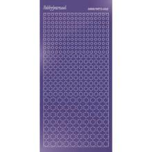 Find It Trading Hobbydots sticker style 8- Mirror - Purple