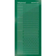Find It Trading Hobbydots sticker style 5- Mirror - Green