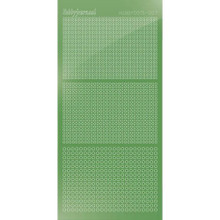 Find It Trading Hobbydots sticker style 7- Mirror - Lime