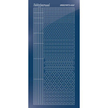 Find It Trading Hobbydots sticker style 5- Mirror - Blue