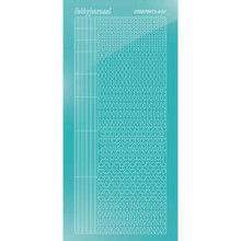 Find It Trading Hobbydots sticker style 5- Mirror - Emerald