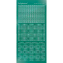 Find It Trading Hobbydots sticker style 7- Mirror - Christmas Green