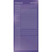 Find It Trading Hobbydots sticker style 9 - Mirror - Purple