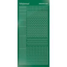 Find It Trading Hobbydots sticker style 9 - Mirror - Green