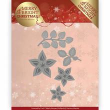 Precious Marieke Die-Christmas Florals