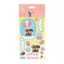 Papermania Paws for Thought - Mini Decoupage - Fabulous Friends