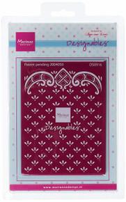 Marianne Design Designable Embossing/Cutting Folder, Anja's Dots [Misc.]