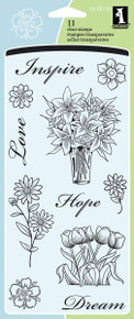Clear Stamps: Floral Inspiration