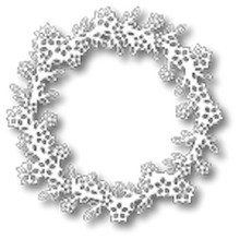 Tutti Designs Thin Metal Die - Summery Wreath - Tutti-165