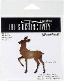 Dee's Distinctively Doe 2'X2.83' Dee's Distinctively Dies