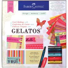Card Making With Gelatos Kit