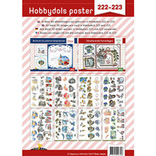 Find It Trading Hobbydots Poster HD222-223