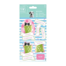 Docrafts Papermania Paws for Thought - Mini Decoupage - Kittens Puppies