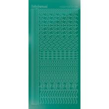 Find It Trading Hobbydots sticker - Mirror - Christmas Green