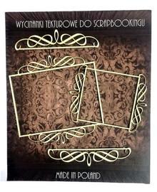 Filigranki Laser Cut Decorative Chipboards for Handicraft- Frames & Lines