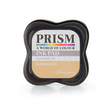 Hunkydory Prism Ink Pad- Butterscotch